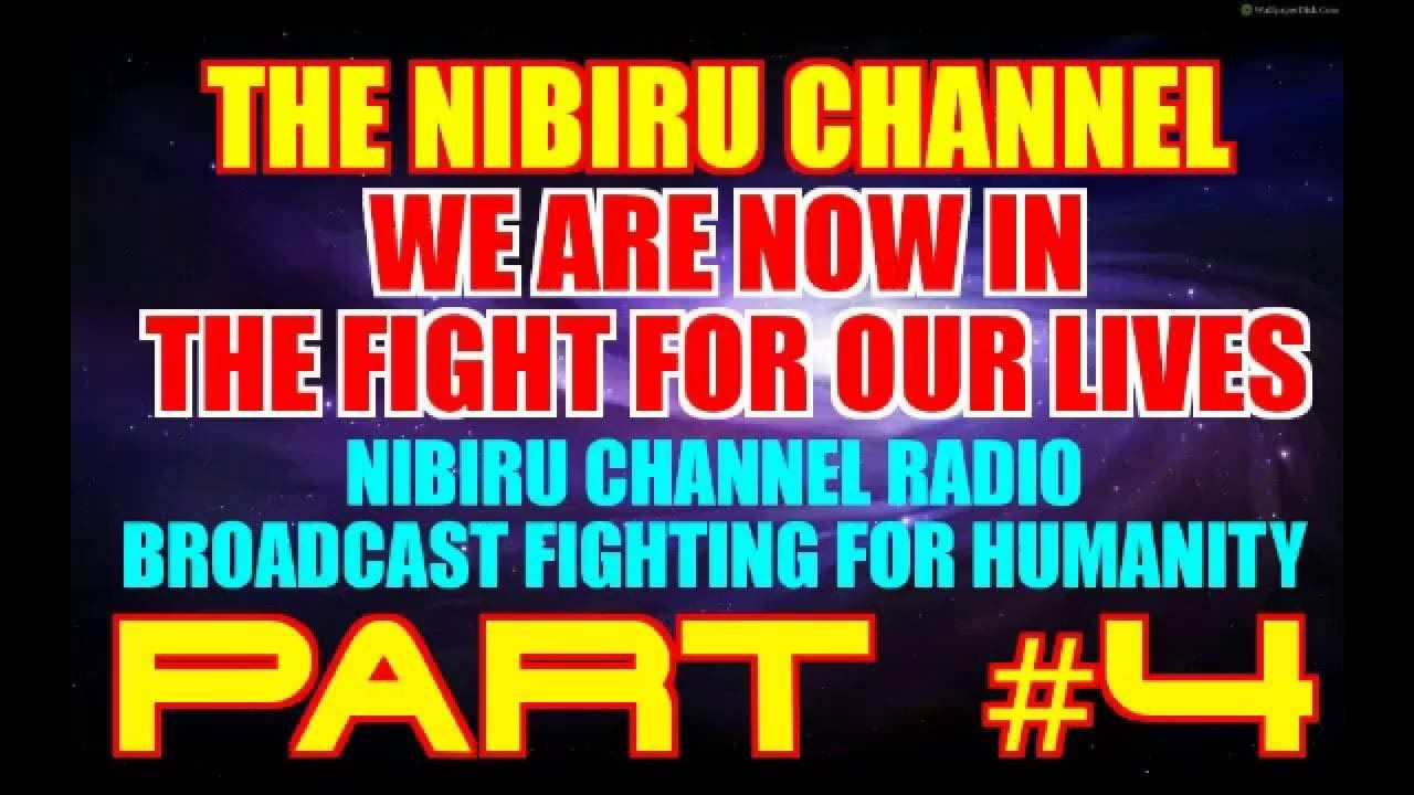 NIBIRU CHANNEL LIVE RADIO BROADCAST PART #4