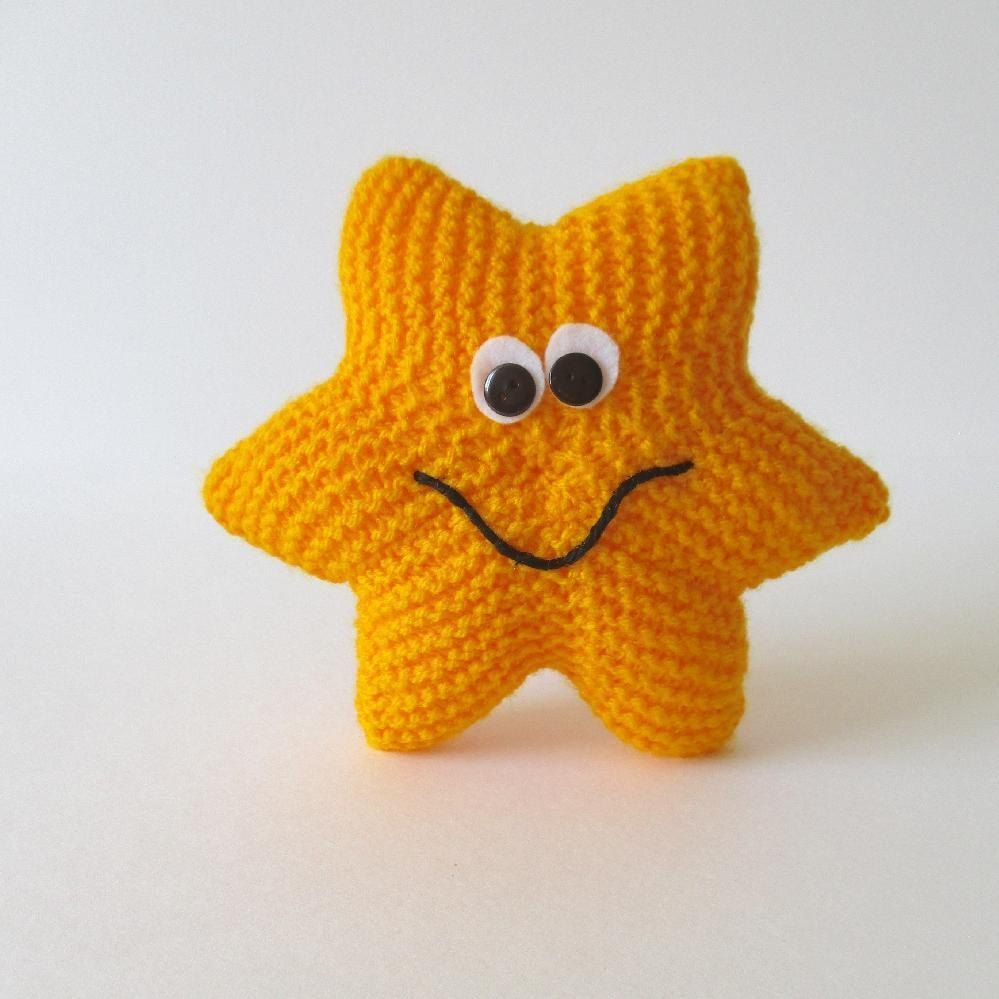 This big starfish makes a fun bath toy, and you only use three ...