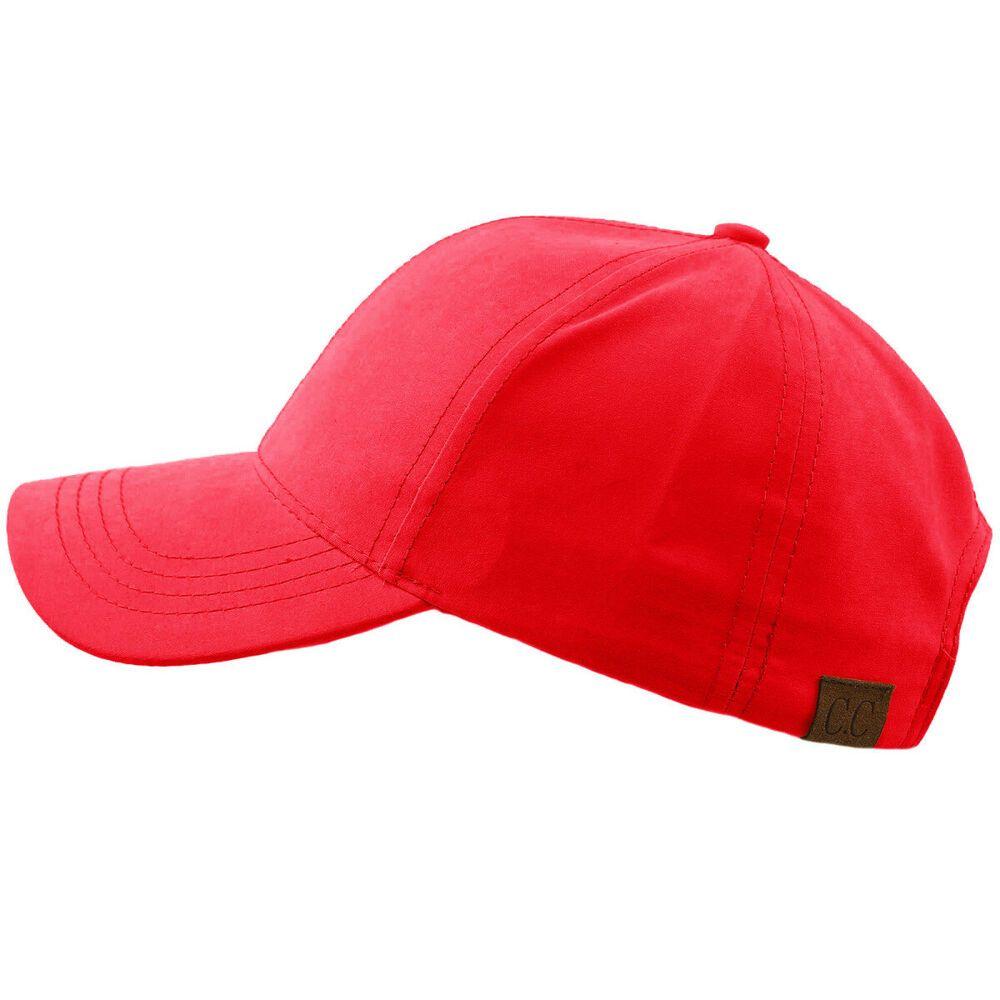 89e1ac4787cbef CC Everyday Unisex Light Plain Blank Baseball Visor Sun Cap Dad Hat Hot Pink  #fashion #clothing #shoes #accessories #mensaccessories #hats (ebay link)
