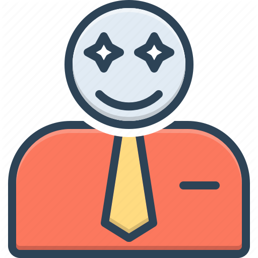 Affect Conclusion Customer Happy Impress Reaction Smiley Icon Download On Iconfinder Icon Flat Design Icons Summer Icon