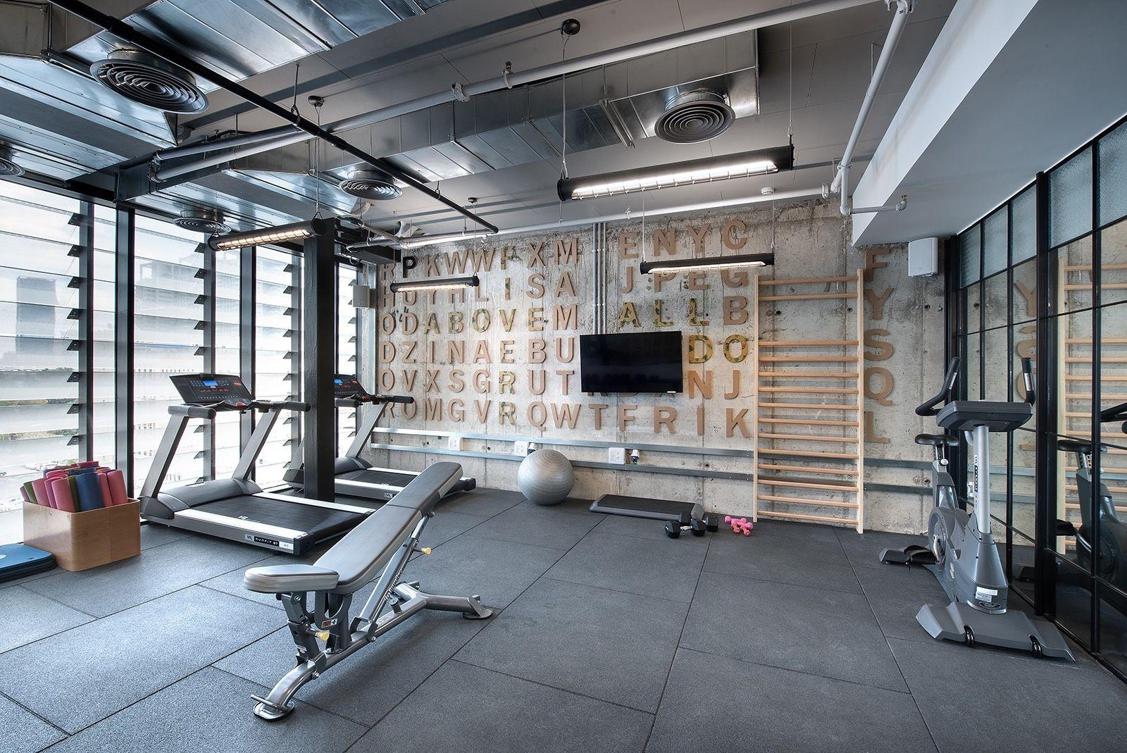 Inside Fiverr S Cool Tel Aviv Headquarters Corporate Interiors Home Gym Design Interior Design Basics