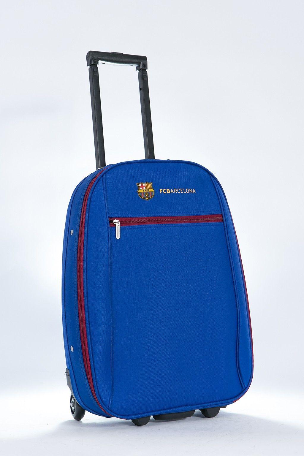 e30da575f59b0 Maleta de viaje del futbol club barcelona especial de cabina