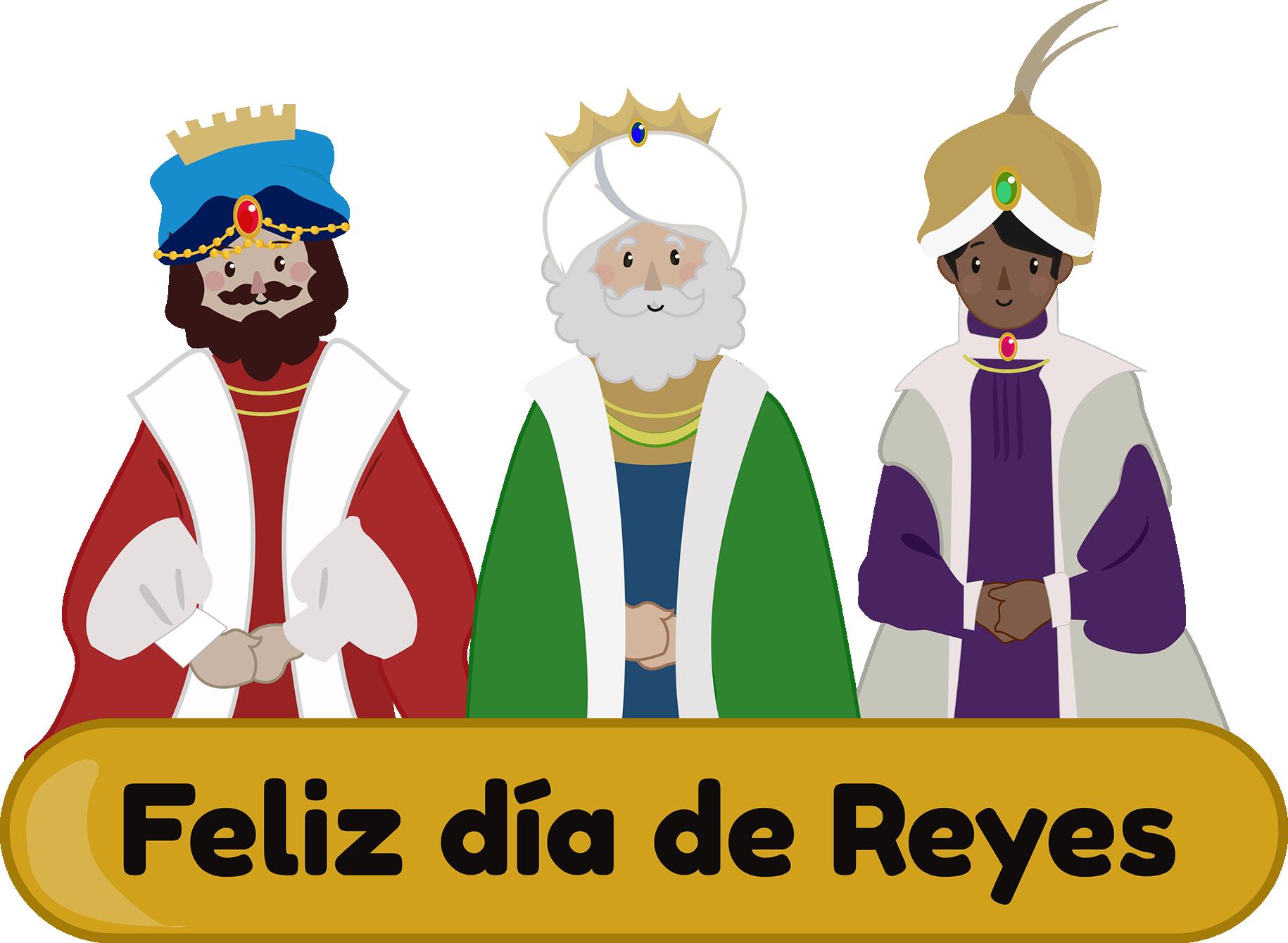 Reyes Magos Ya Vienen Los Reyes Magos Rey Mago Dibujos Magos