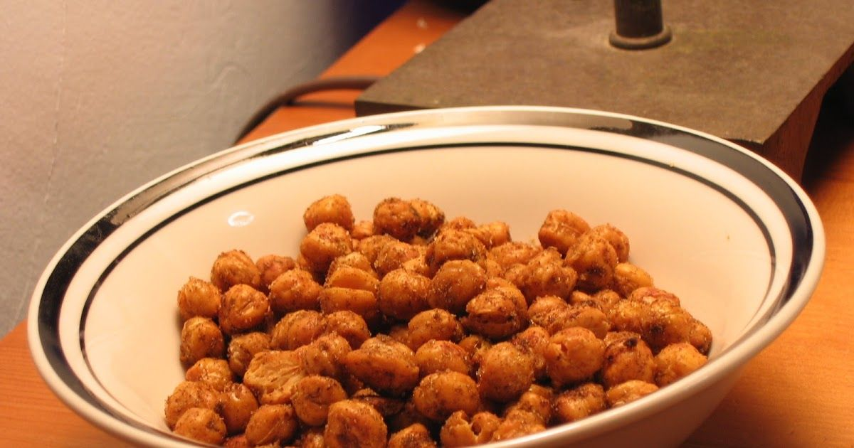 Cheap Healthy Good - Frugal Recipes, Food Tips, No Mayo: Roasted Chickpeas: Wrong Way, Right Way