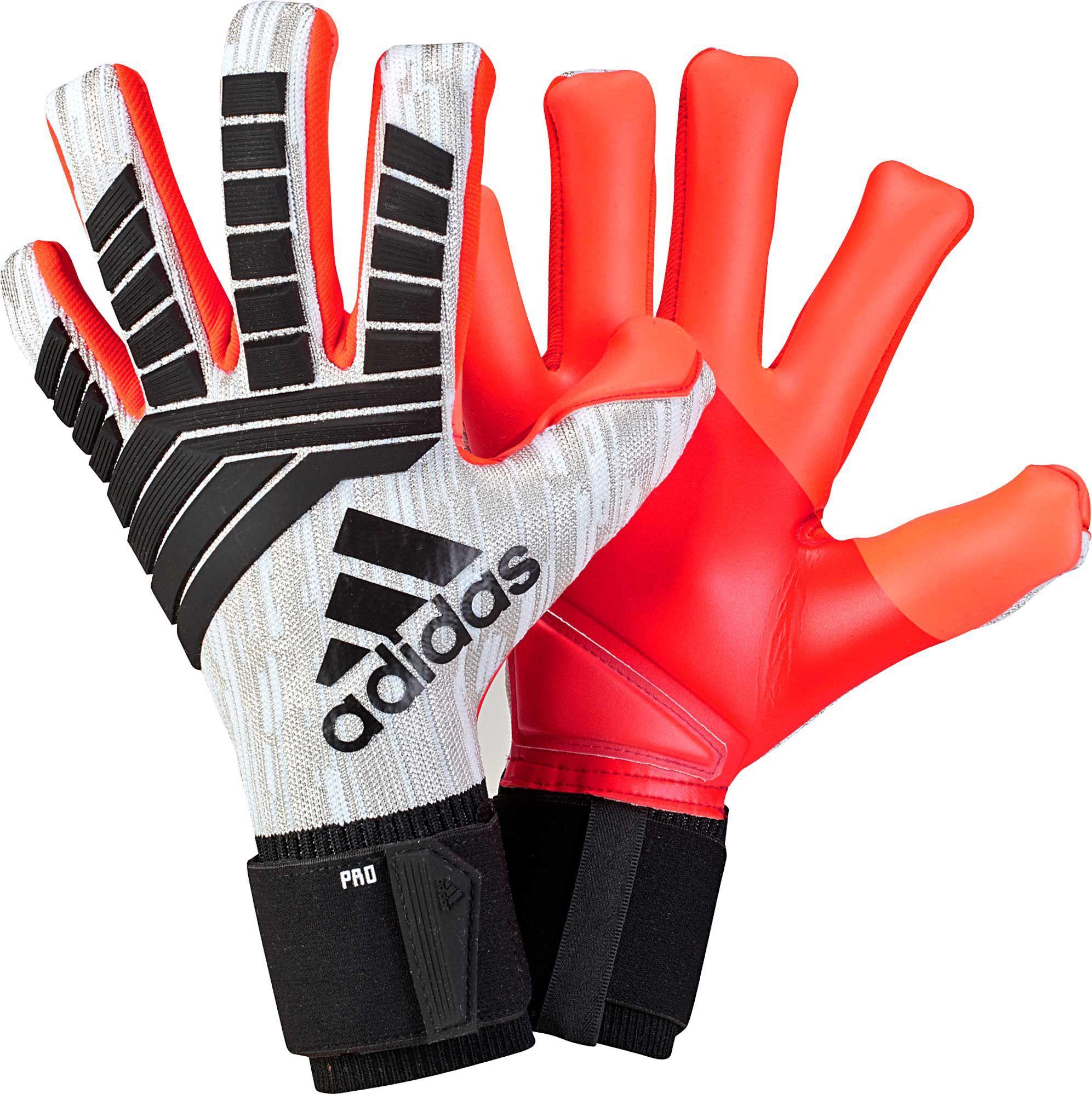 Adidas Adult Predator Pro Manuel Neuer Soccer Goalkeeper Gloves Luvas De Futebol Goleiro Camisa De Futebol