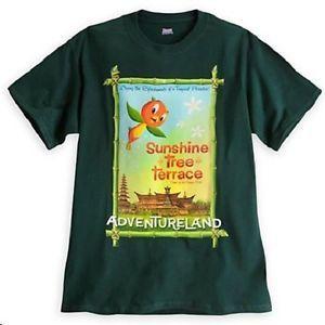 41a5ce403 Details about Disney World Orange Bird Raglan Tee for Men, NEW | The ...