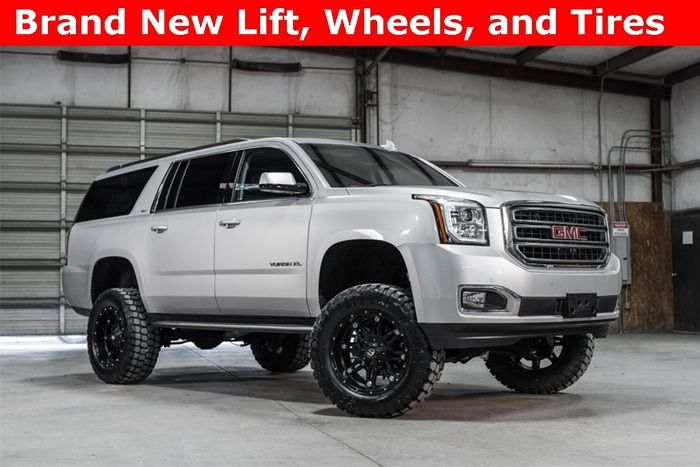 2016 Gmc Yukon Xl 4x4 Slt Lifted 55 000 Cars Trucks Vehicles