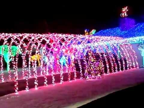 Extreme Christmas Lights Oregon Ohio A Christmas Carol