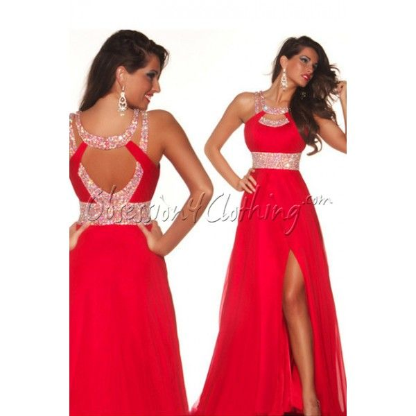 2018 Red Prom Dresses at Debs
