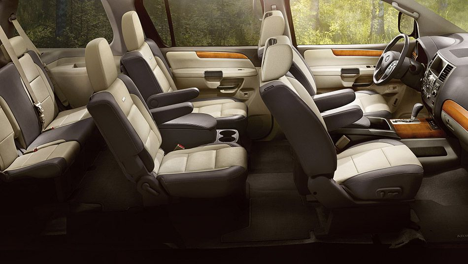 See The 2014 Nissan Armada From All Angles Nissan Armada Nissan Armada Car