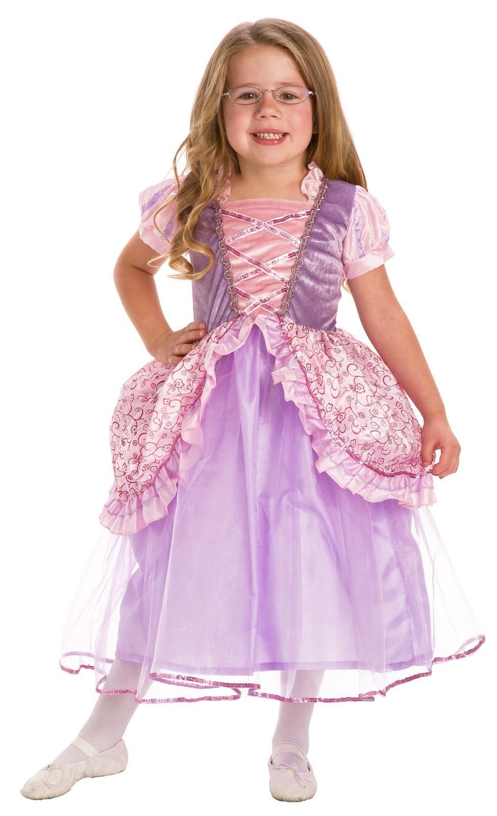 FANCY Rapunzel Dress Up Costume | Princess Party or Dress up Stuff ...
