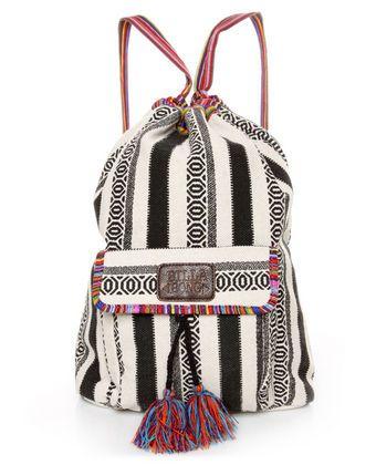 61a380ca5ec4 Billabong Caravan Tribal Striped Backpack | Accessories | Striped ...