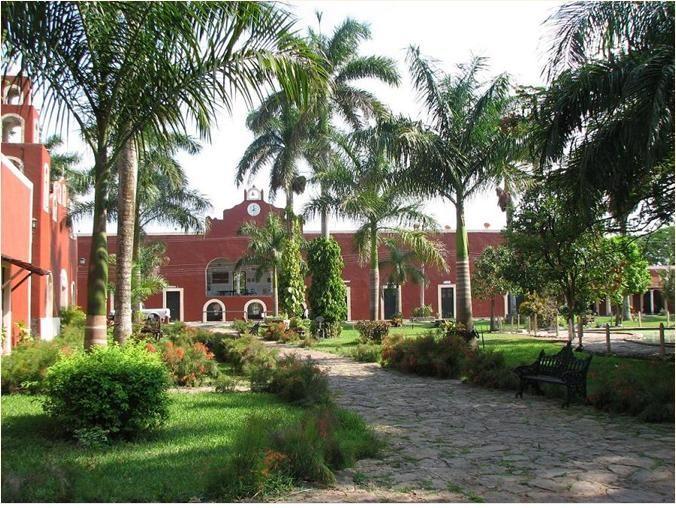 Ruben Nahum Ruelas Ortiz Hacienda Kancabchen Con Imagenes