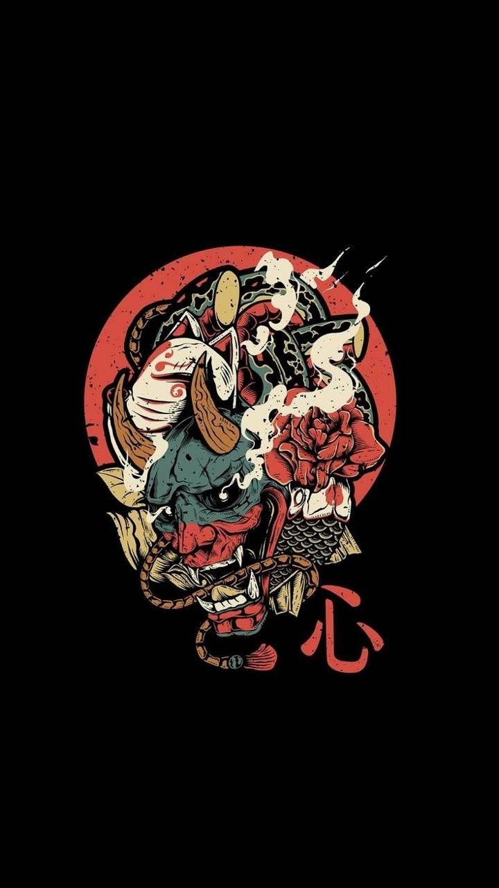 Oni wallpaper by LILnarvaez - 20 - Free on ZEDGE™
