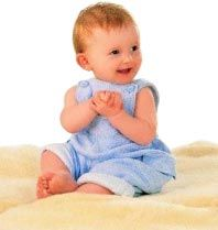 Soft Shorn Natural Sheepskin - Bowron Babycare | Shop New Zealand