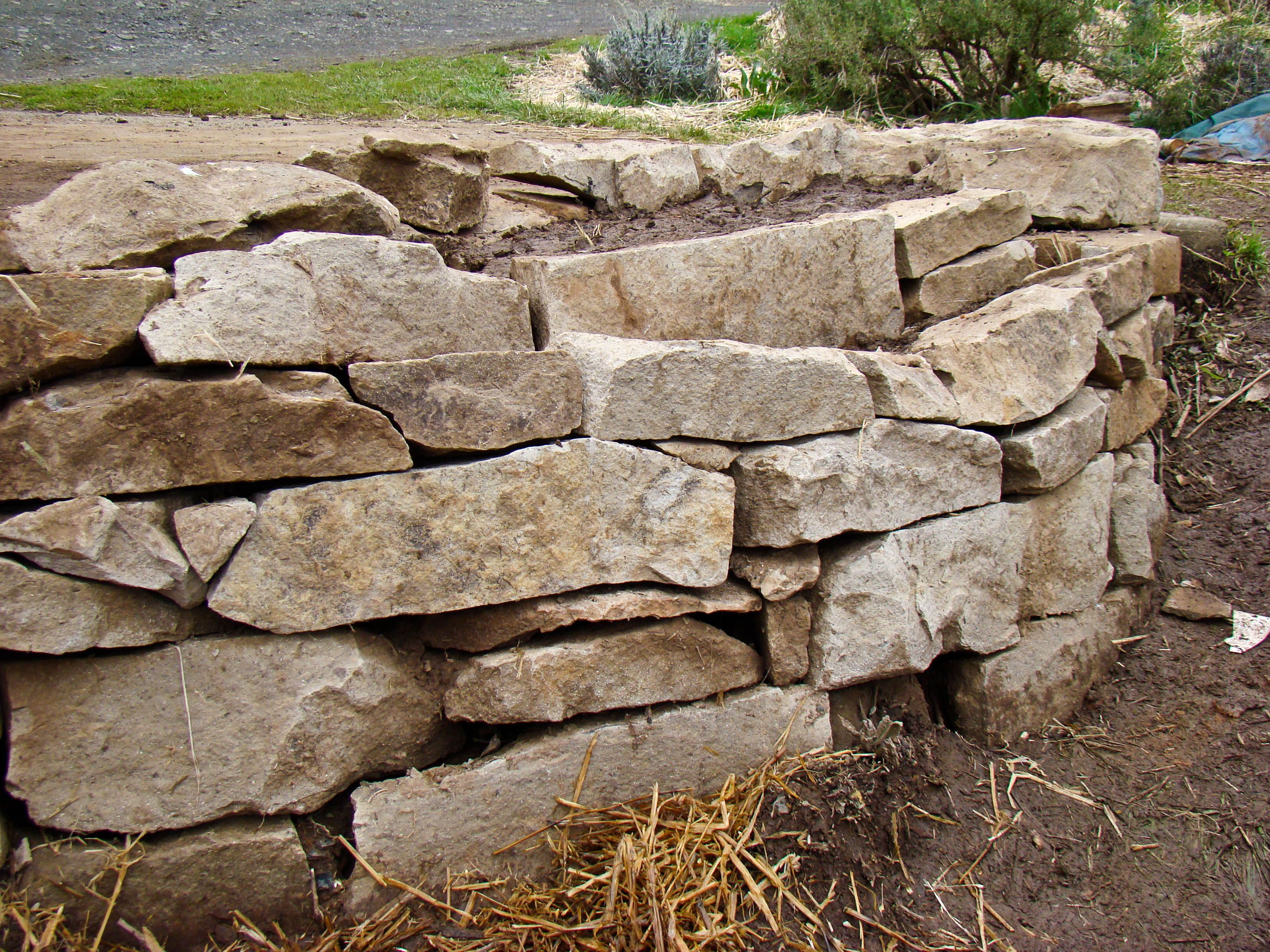 Posts About Dry Stacked Stone Wall Written By Sally Ingraham