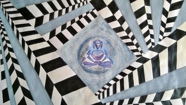 untitled - jaymin - Paintings & Prints Science & Technology Energy - ArtPal | ArtPal thumbnail