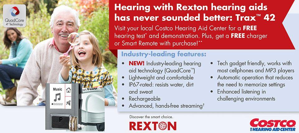 Rexton trax 42