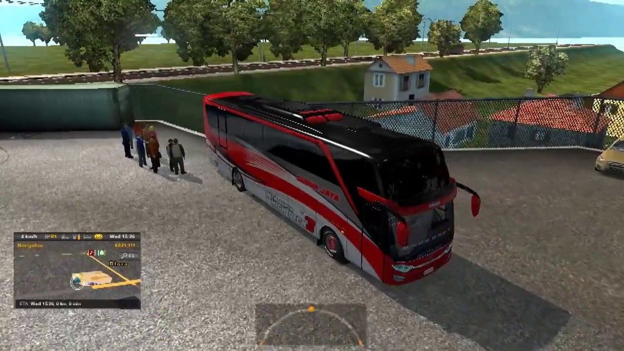 Ets 2 Second Jetbus 3 Shd Passenger Transport Direct