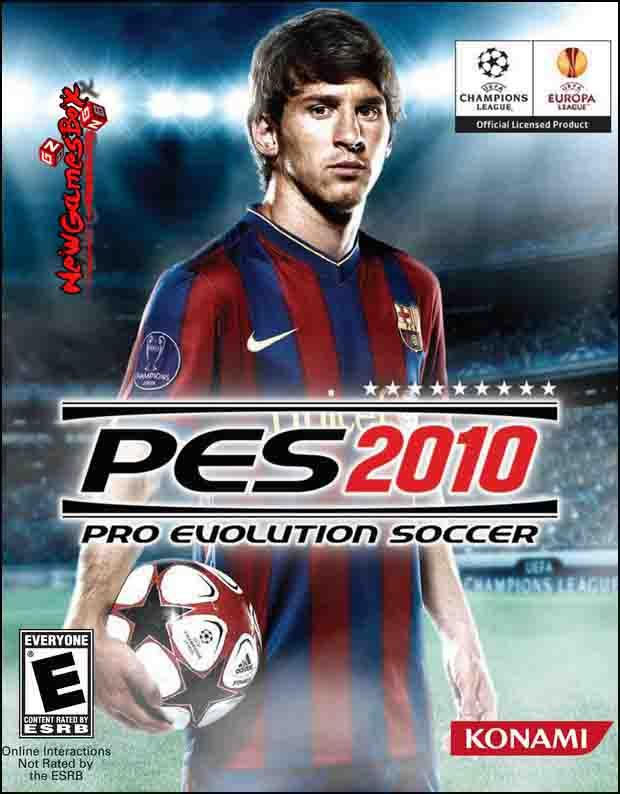 game pes 2010 full crack cho pc