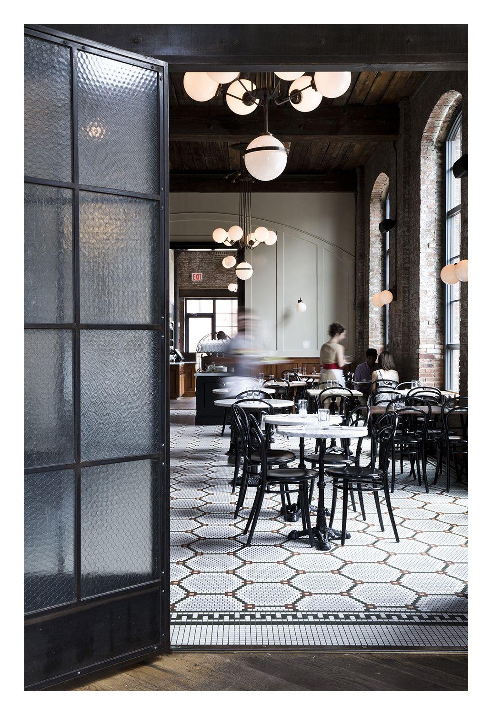nicole franzen, fotógrafa.   restaurants, mud rooms and driveways
