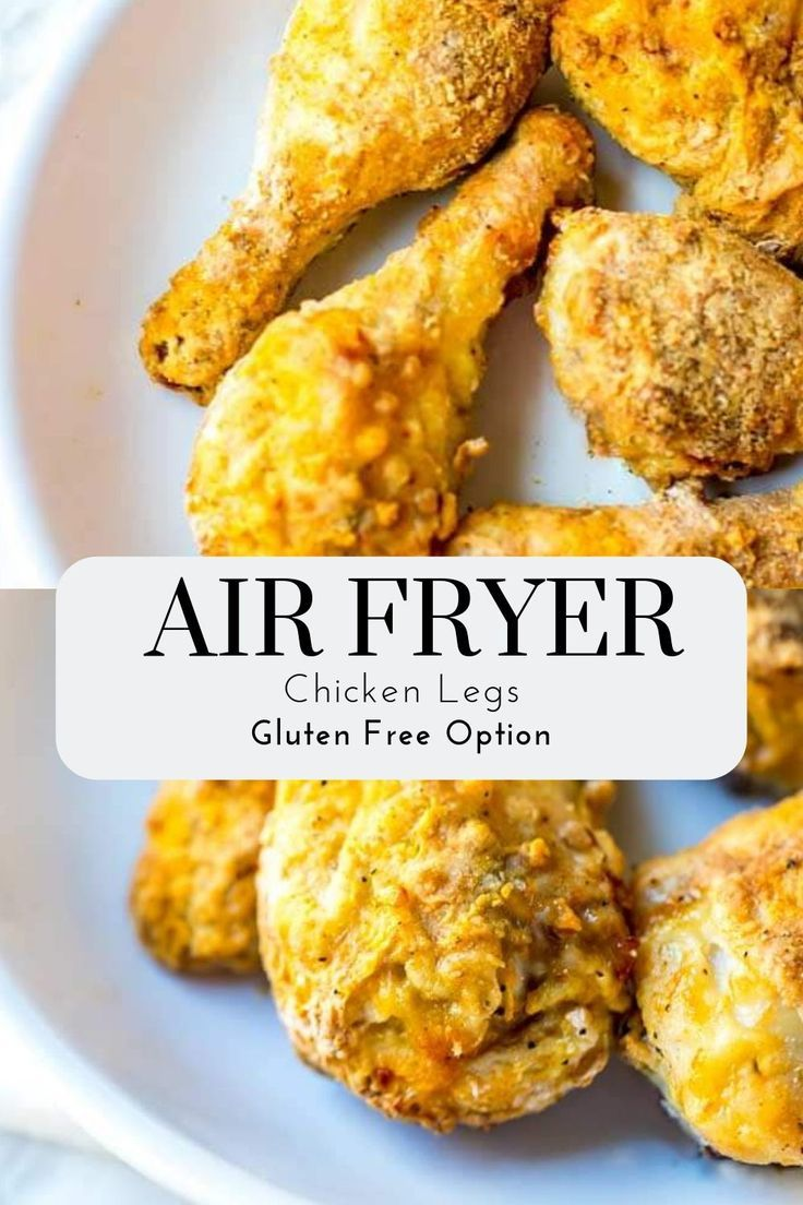 Air Fryer Fried Chicken Legs Recipe Air Fryer Fried Chicken
