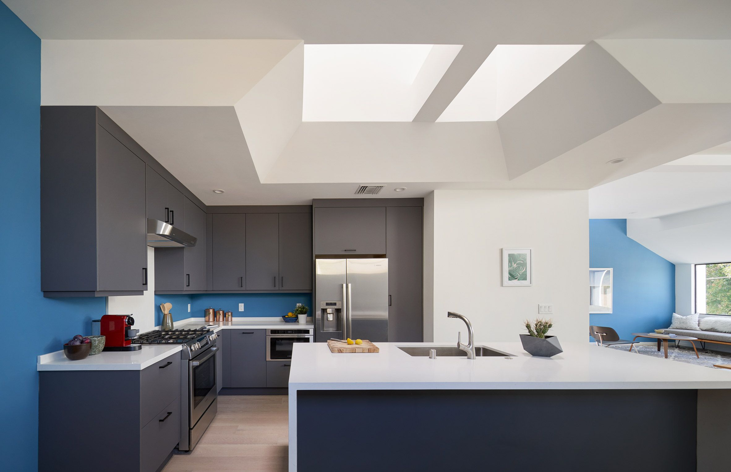 G geformte küchenideen  east baltimore street by urban operations  interiors in