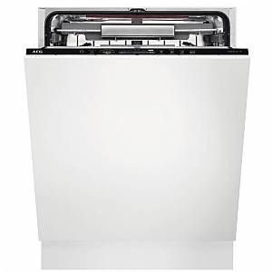 Buy AEG FSS62807P ComfortLift Built In Fully Integrated Dishwasher with AirDry Technology | Marks Electrical