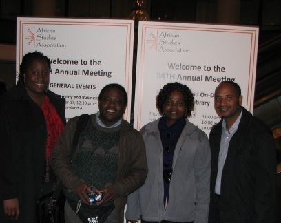 African Studies Association Annual Meeting - Google 検索