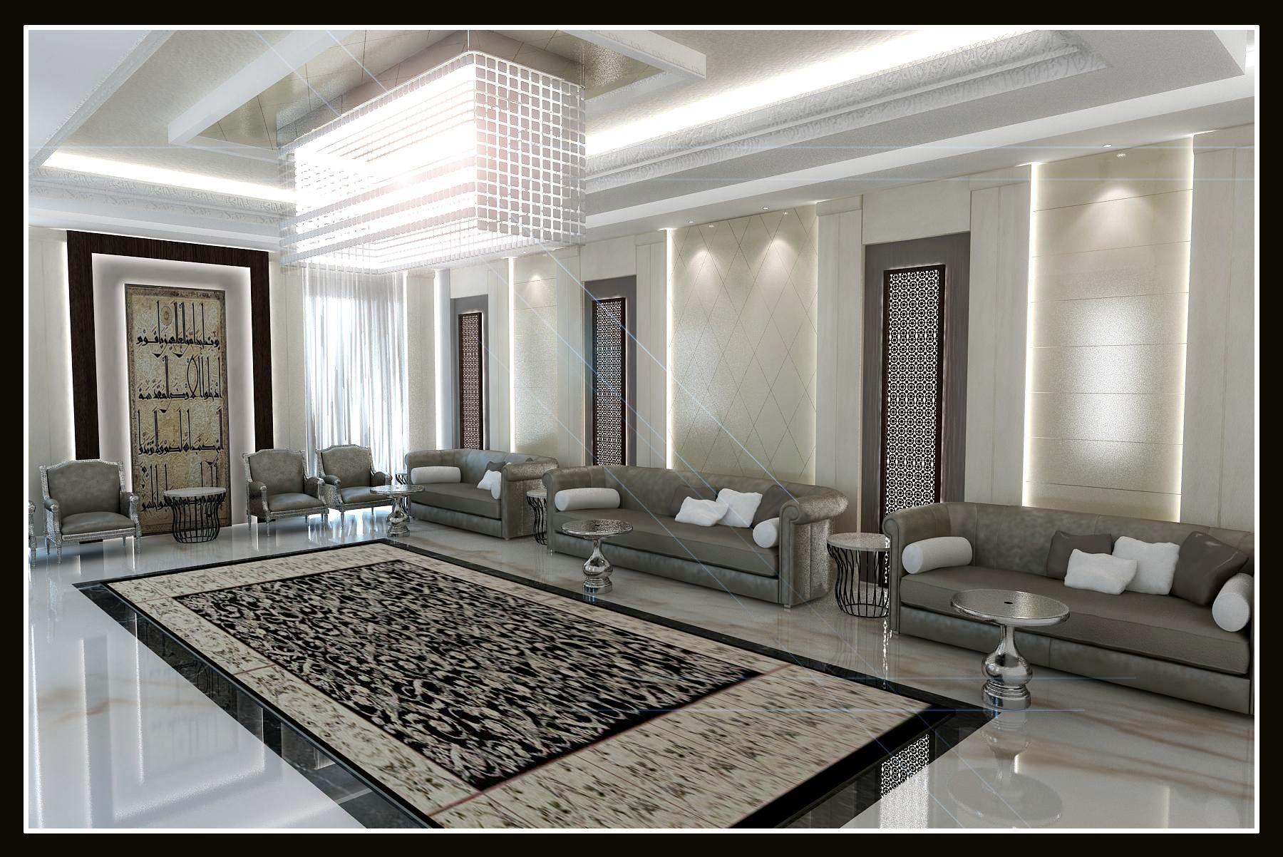 Living Room Kuwait diwaniya- in kuwait my design | oriental | pinterest | interiors