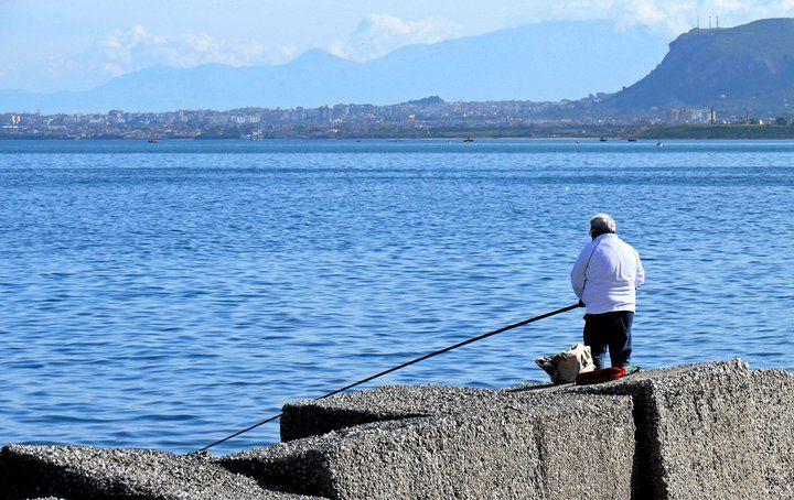 sicilian fisherman.