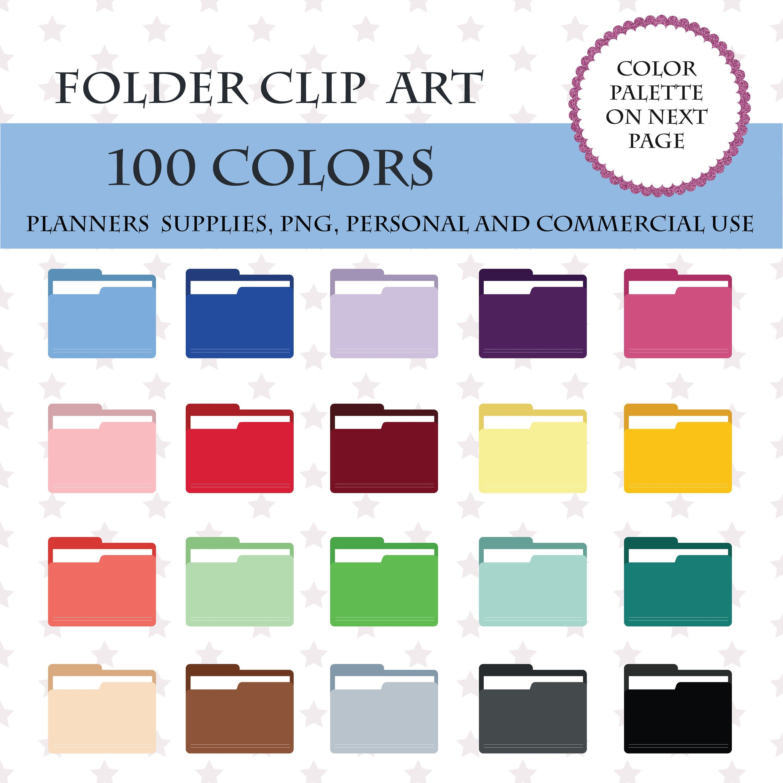 100 Folder clipart File Folder clipart School clip art