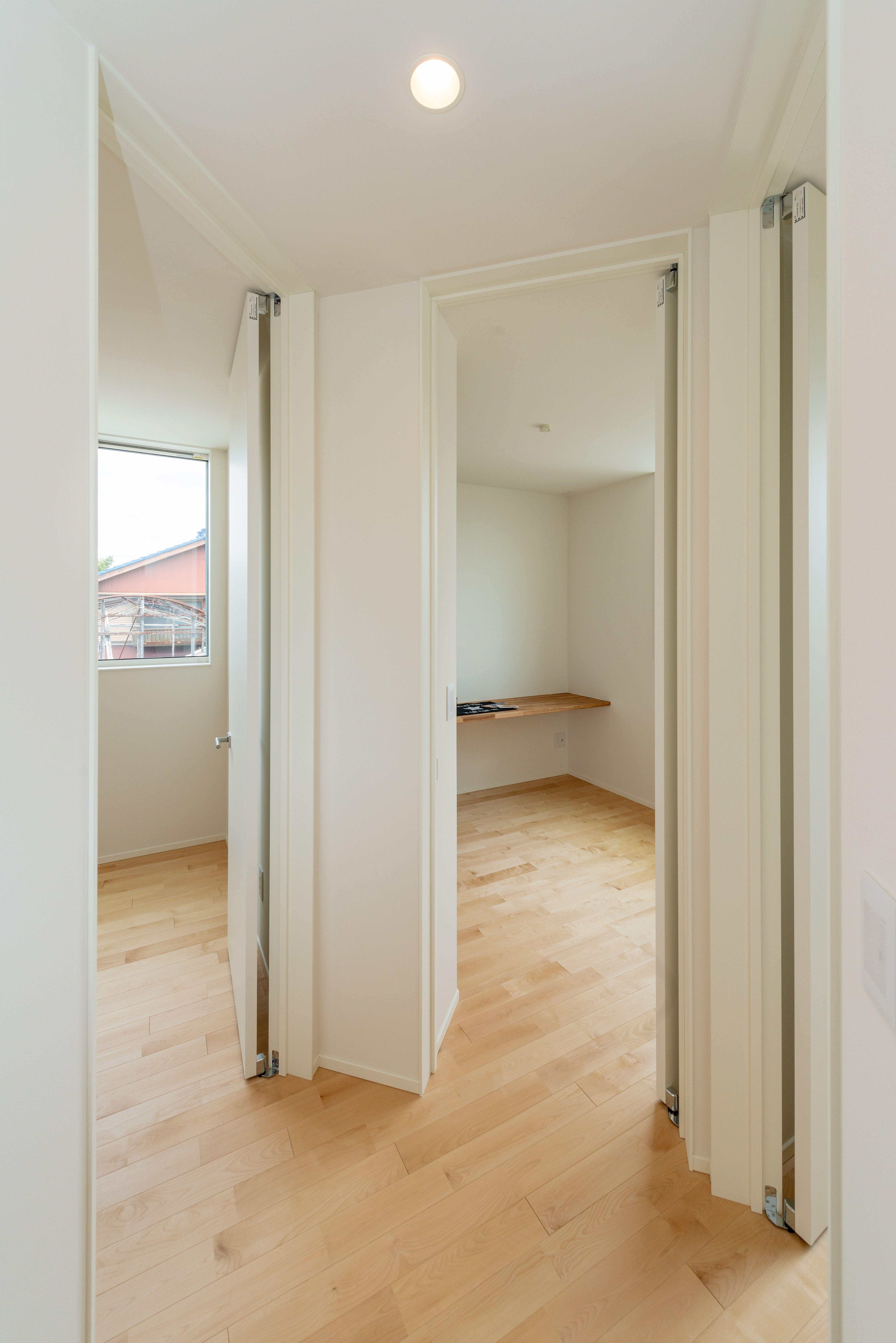 ちょっと変わった各部屋の入口 Home Decor Home Decor