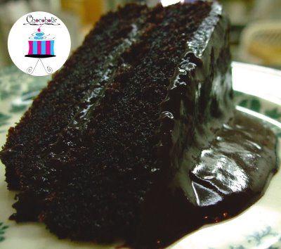 Moist Chocolate Layer Cake Recipe Cake Incredibly Rich Chocolate