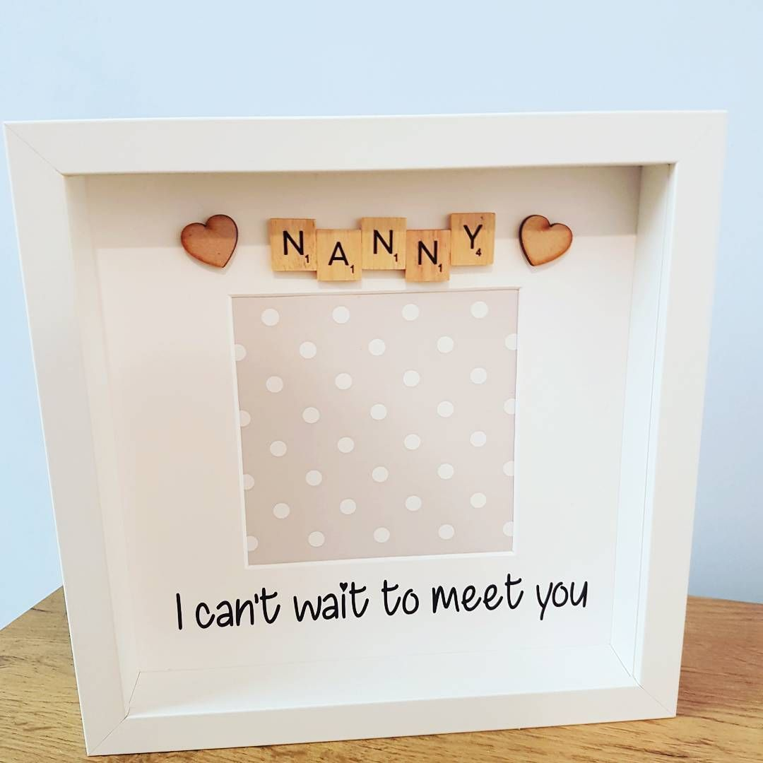 Nanny Jobs Near Me 2019 Box frames, Shadow box gifts