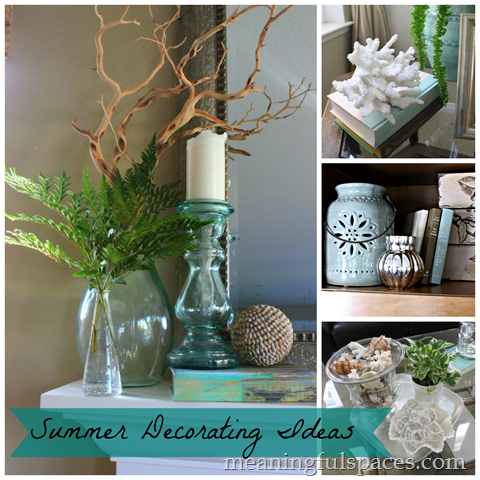 Summer Decorating Ideas