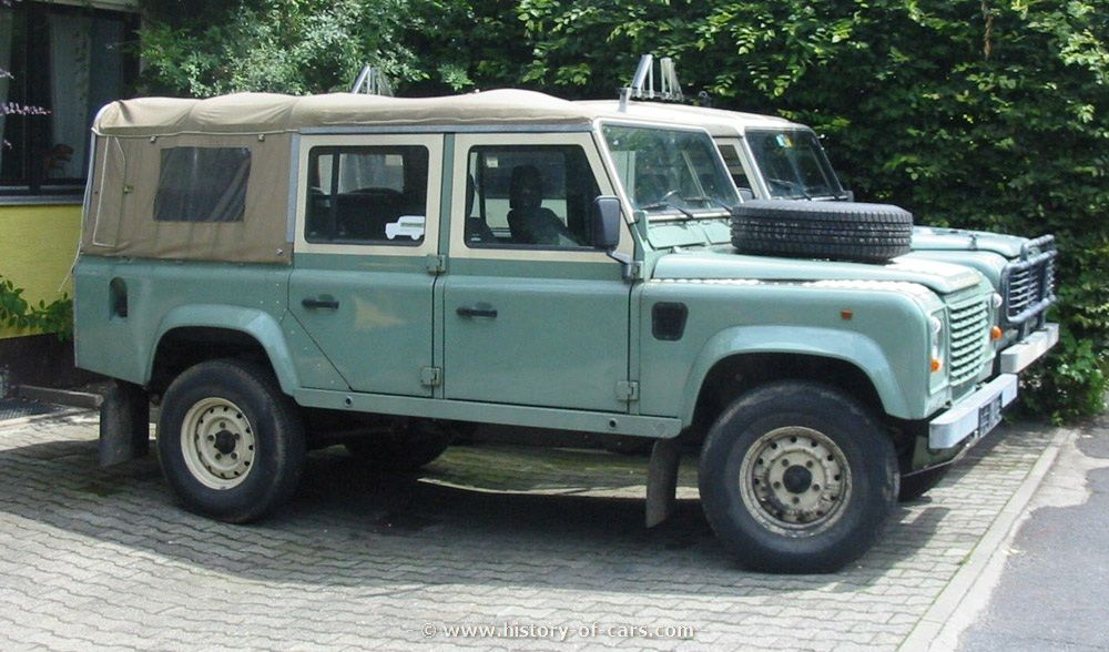 Import a Land Rover into the US - Toyota Land Cruisers Import ...