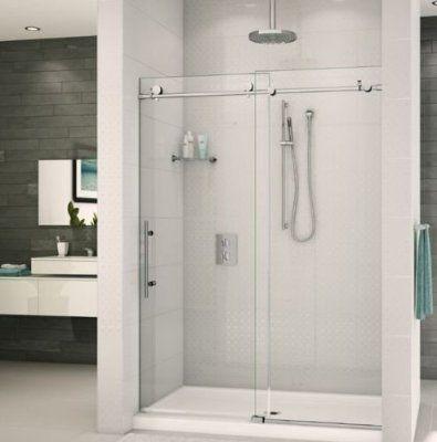 Ssd 01 Frameless Sliding Shower Door Hardware Hardware Track Kit