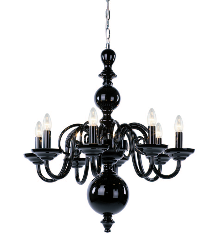 crystal chandeliers | chandelier made of hand blown smooth