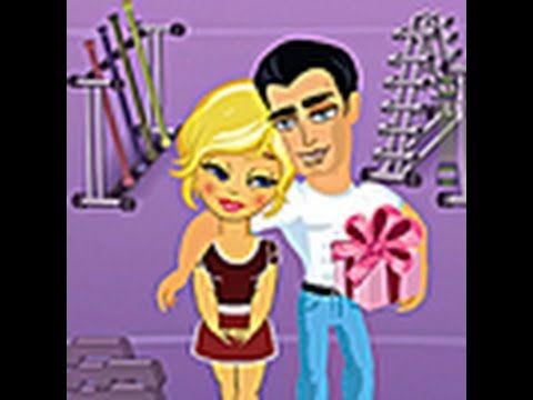flirting games for kids girls full online hd