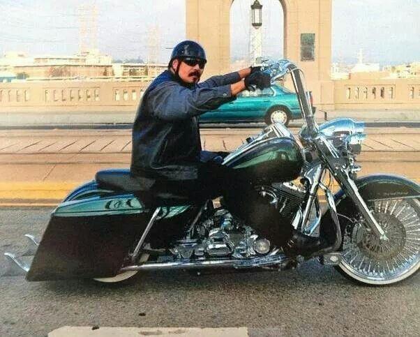 Emilio Rivera Bikes Pinterest Road King Harley