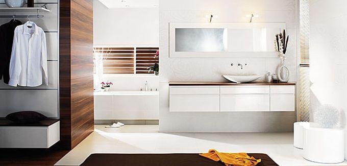 salle de bain ouverte sur chambre - Maison.com | Suite parentale ...