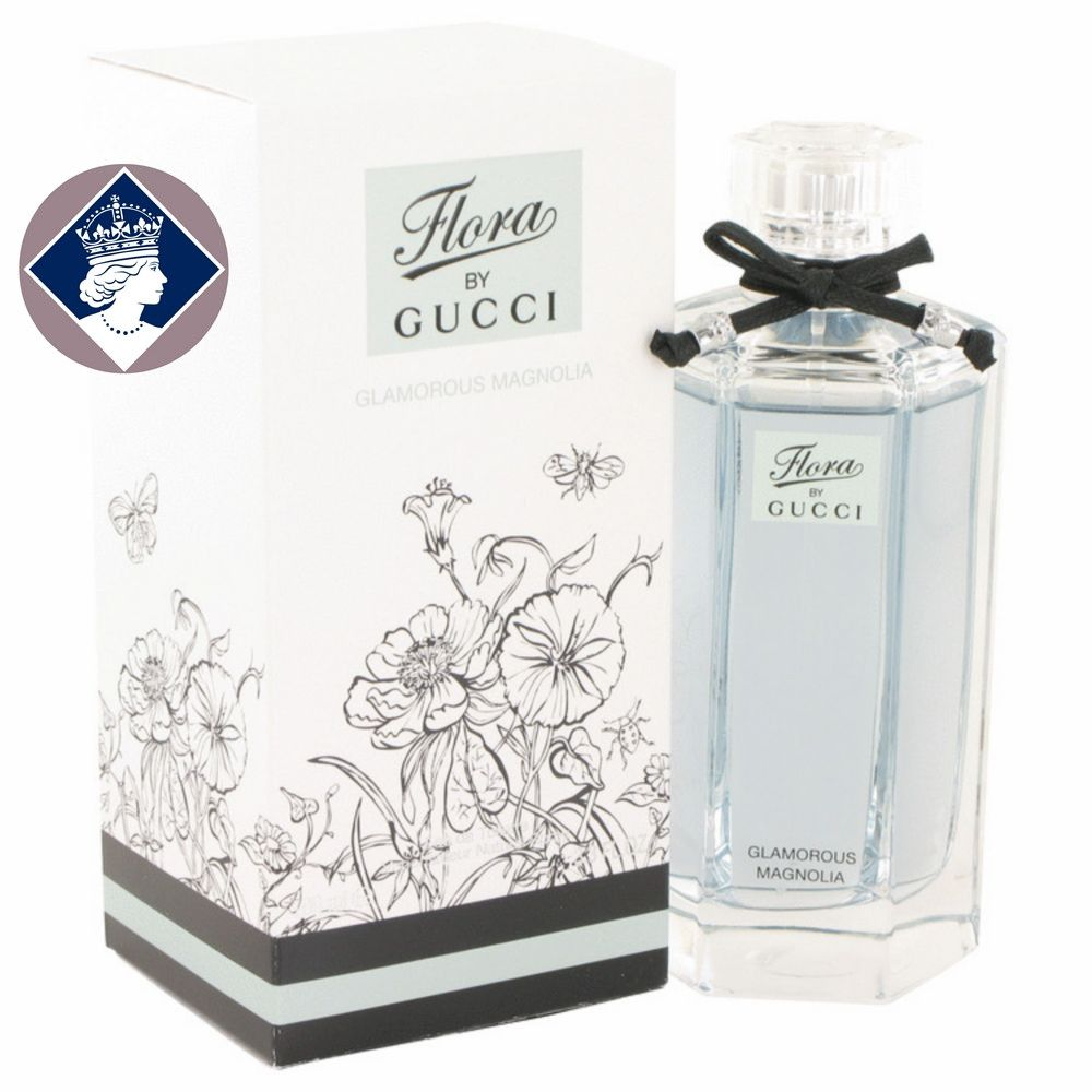 994487501e4 Gucci Flora Glamorous Magnolia 100ml 3.3oz Eau De Toilette Perfume Spray  for Her