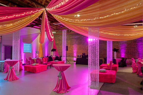 Draping • Festivities | Event Rental, Decor & Floral ...