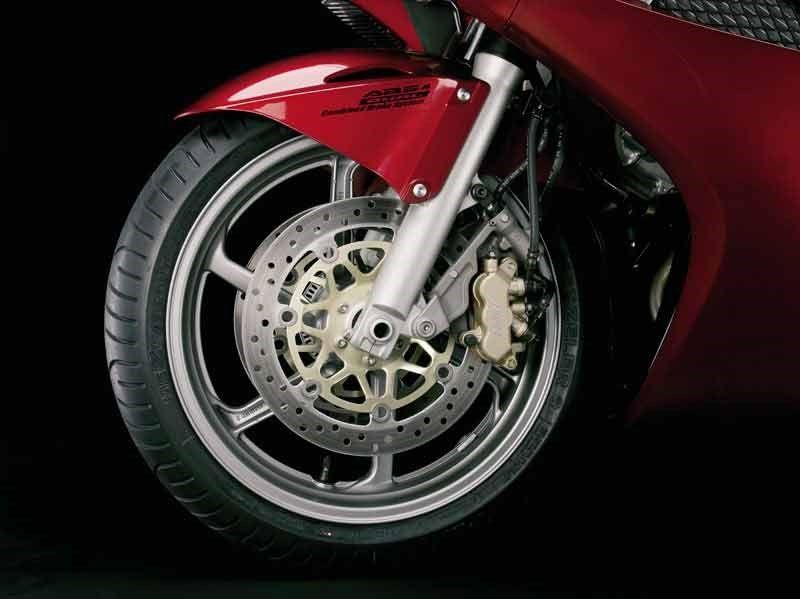 Honda Vfr800 Vtec 2001 2012 Review Mit Bildern Motorrad