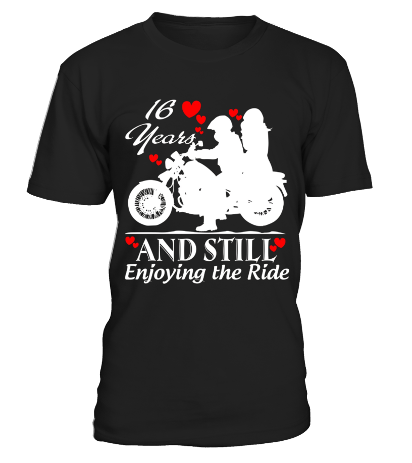 16th Wedding Anniversary Gifts Shirt Perfect Couple Shirt