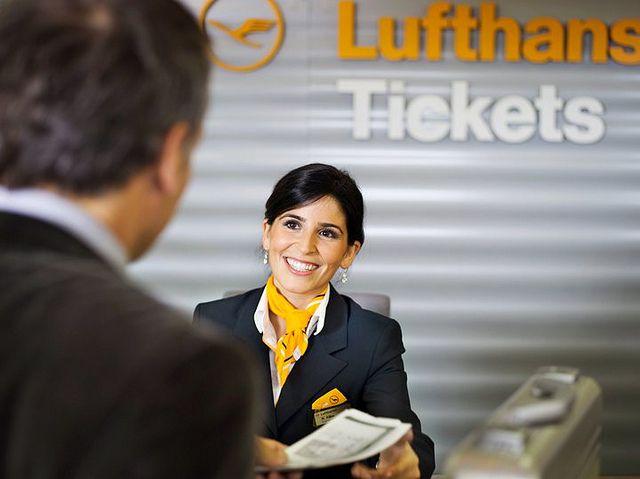 ticket agent