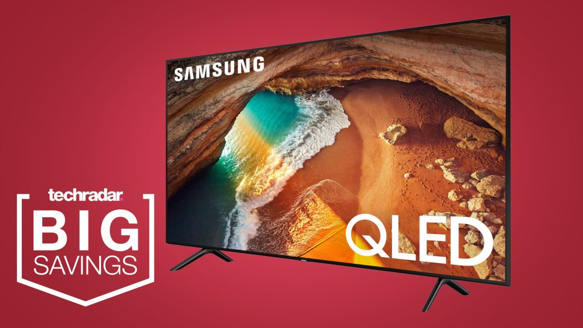 This Giant Samsung 65 Inch Q60 Qled 4k Tv Is Less Than 999 For Black Friday In 2020 Samsung Tvs Tv Sales Samsung