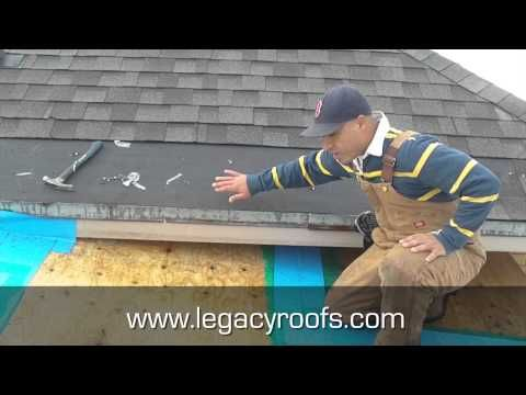 How To Tie In A Flat Roof With A Shingle Roof Legacy Flat Roofing Sheet Metal Flat Roof Roof Shingles Roofing