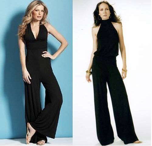 Black Jumpsuit for Women | Jumpsuits | Pinterest | Black jumpsuit ...